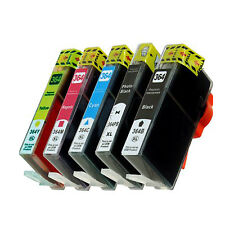 5 Ink Cartridge for HP 364XL Photosmart 7510 7520 B8550 B8553 B8558 C5324 T
