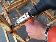 scrostatore ad aghi modello Wink tools, colo arancione