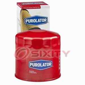 Purolator Engine Oil Filter for 1999-2020 Ford F-250 Super Duty 5.4L 6.2L jt