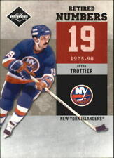 2011-12 Limited Retired Numbers #10 Bryan Trottier /199