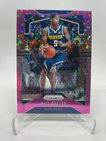 2019-20 Panini Prizm Fast Break Will Barton Pink Disco #38/50 - Denver Nuggets