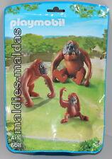 Playmobil 6648 Zoo 2 Orang-Utans mit Baby NEU/OVP