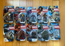 Marvel Universe 3.75 Lot of 10 Juggernaut ,Archangel, WWHulk, Professor X, Thor