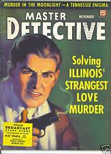 November True Crime Magazines