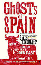Ghosts of Spain: Travels Through a Country's Hidden Past,GOOD Book