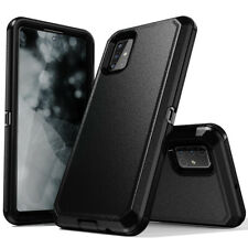 For Samsung Galaxy A51 A71 4G Case Shockproof Armor Rugged TPU Hard Phone Cover