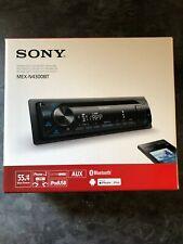 "SONY Car Stereo System - MEX-N4300BT - BLUETOOTH - MP3/AUX/USB - NEW |SEALED/UK"""