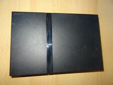 SONY PLAYSTATION 2 PS2 Slimline CONSOLE NERO VERSIONE PAL