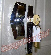 Wayne Dalton Garage Door Lock With 2 Keys -Outside lock handle assy. - NEW