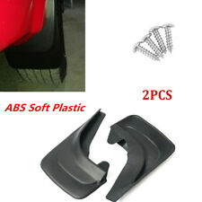 1 Pair ABS Soft Plastic Fender Splash Guard For All Kinds Of Truck/Vans & RV's