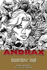 Andrax HC Complete Edition #1,2,3,4+5 Complete Jordi BERNET (sarvan, Betty, Torpedo) Primo