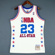 100% Authentic Michael Jordan Mitchell Ness 2003 All Star Jersey Size 40 M Mens