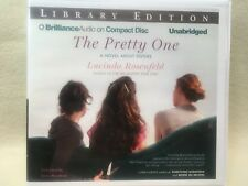 The Pretty One : A Novel about Sisters by Lucinda Rosenfeld 2012, CD, Unabridged