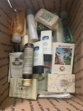 Lot Of 79 Hotel Bath & Body Samples & Trial Size Items