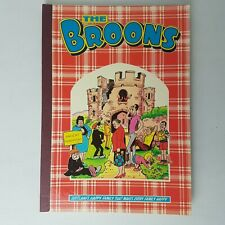 The Broons Annual 1985 Vintage Comic Book *** VGC