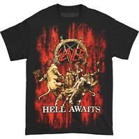 Slayer Men's  Hell Awaits Blood T-shirt Black