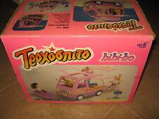 """Rare """" Bibi bo Fun Traveler Van"""" Caravan made by El Greco! Mint! New!!!"""