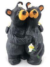 Bearfoots Bears Sisters Best Friends Retired Big Sky Carvers Jeff Fleming Number
