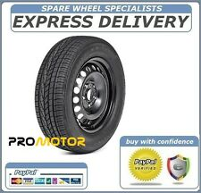 GENUINE VAUXHALL MOVANO 2010-2016 STEEL SPARE WHEEL AND 225/65R16 TYRE