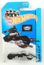 Hot Wheels Bat-Pod HW City Batman
