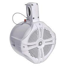 "Power Acoustik MWT65W Marine 6.5"" Wake Tower Speaker White (Pair)"