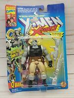 ToyBiz 1995 Marvel Uncanny X-Men X-Force Quark Action Figure Series 3 New Sealed