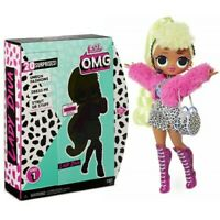 Authentic LOL Surprise OMG LADY DIVA Fashion Sister Doll Holiday Winter Disco