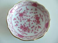 Meissen Porzellan Schälchen / Fingerschale - Indisch purpur & Goldrand I.Wahl D8