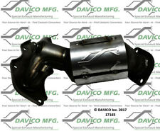 Catalytic Converter-Exact-Fit - Manifold Front Right Davico Exc CA 17165
