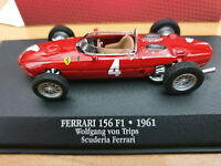 Ferrari F1 156 - 1961 Von Trips - Scala 1:43 - DeAgostini F1 Collection