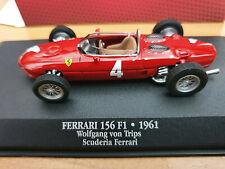 Ferrari F1 156 - 1961 Von Trips - Scala 1:43 - DeAgostini F1 Collection