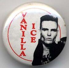 Vanilla Ice Original Badge Button