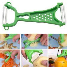 1x Vegetable Fruit Peeler Parer Julienne Cutter Slicer Peel Kitchen Tool Gadget