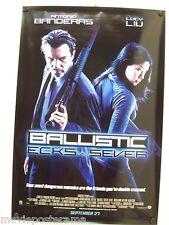 BALISTIC: ECKS VS SEVER - Antonio Banderas, Lucy Liu - DS - 2002