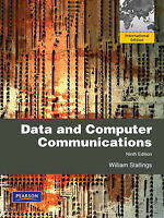 Data and Computer Communications: International Version by Stallings, William