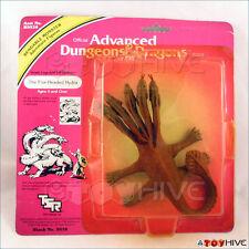 D&D Advanced Dungeons & Dragons Five Headed Hydra by LJN bendy figure worn pack