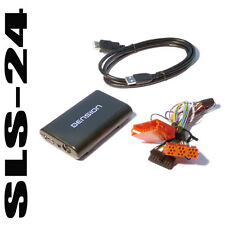 Dension GW 300 gw33ac2 audi a2 a6 a8 TT a4 a3 USB iPhone 3 4 4s Aux-in Interface