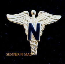 US Army Nurse Corp HAT PIN MEDICAL NC WACKS DOCTOR HOSPITAL RN EMERGENCY GIFT