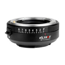 Viltrox NF-E Mount Focal Reducer Speed Booster Adapter For Nikon F Lens to Sony