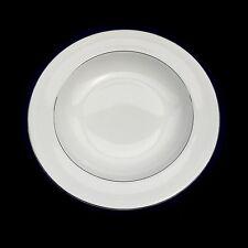 "Vera Wang by Wedgewood Blanc Sur Blanc 11.25"" Pasta Dish ~new~"