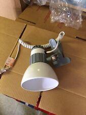 Lot Of 2 Ledu White Desk Lamp Clip On New In Box
