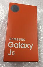NEW Samsung Galaxy J5 Duos J500F Dual SIM Card 4G Gold Unlocked Smartphone NEW