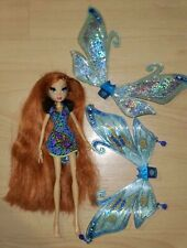 Winx Club Mattel Glam Magic Enchantix Bloom Puppe Doll