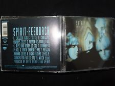 CD SPIRIT / FEEDBACK /