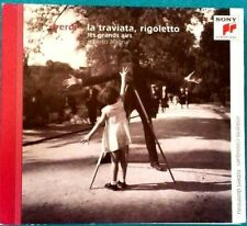 CD Verdi Das Traviata Rigoletto Ref 1907