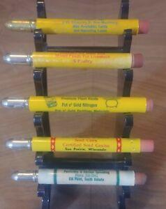 5 Bullet Pencils Farm Related