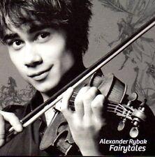 CD Alexander Rybak Fairytales 2 BONUS TRACKS, Eurovision Song Contest