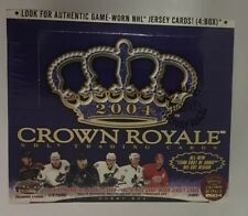 2003-04 Pacific Crown Royale Factory Sealed Hobby Hockey Box