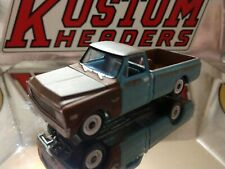 1971 Chevrolet C-10 Project Truck Primer Limited Edition Collectible Pickup 1/64