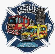 Dublin Fire Brigade Central Station Fire Patch
